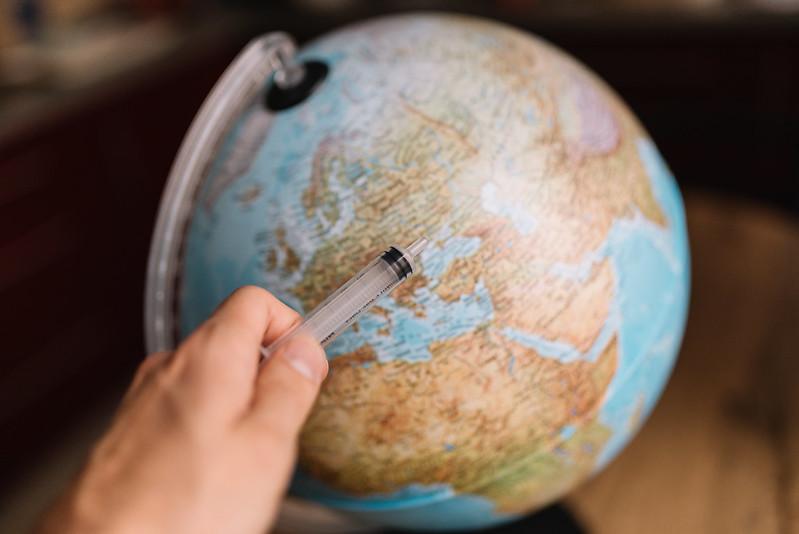 Coronavaccins moeten wereldwijd toegankelijk zijn voor iedereen
