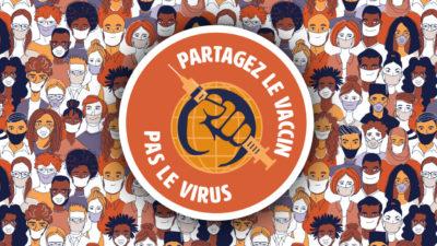 partagez le vaccin pas le virus