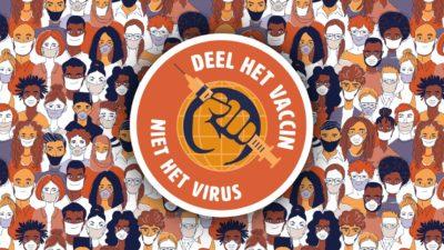 Deel het vaccin niet het virus