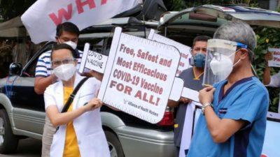 vaccination Philippines