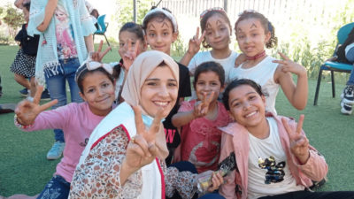 Gaza UHWC 2021