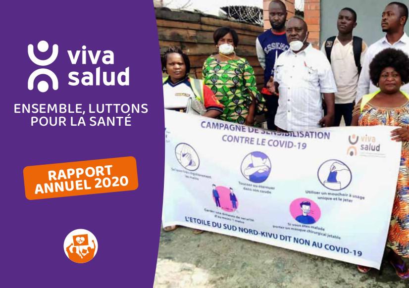 Rapport annuel Viva Salud 2020
