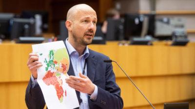 Marc Botenga over patenten sur les brevets