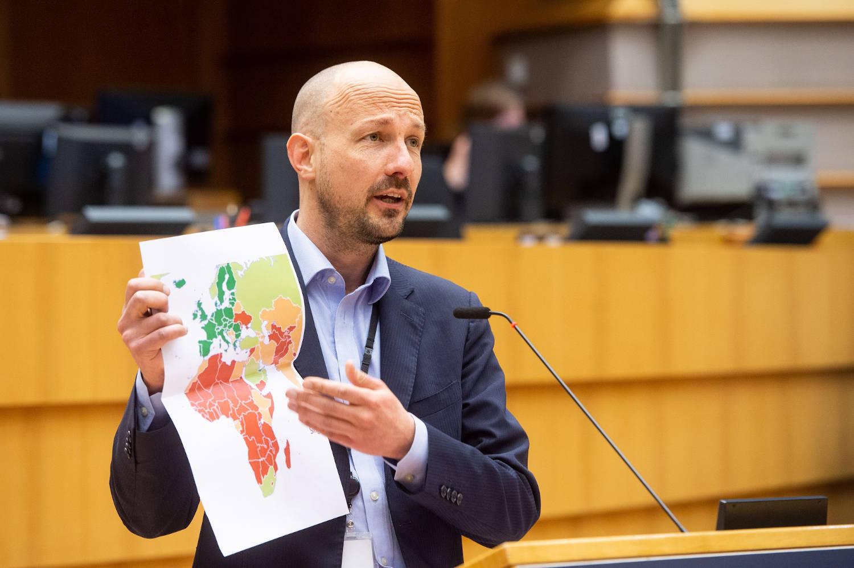 Marc Botenga - EP Plenary session